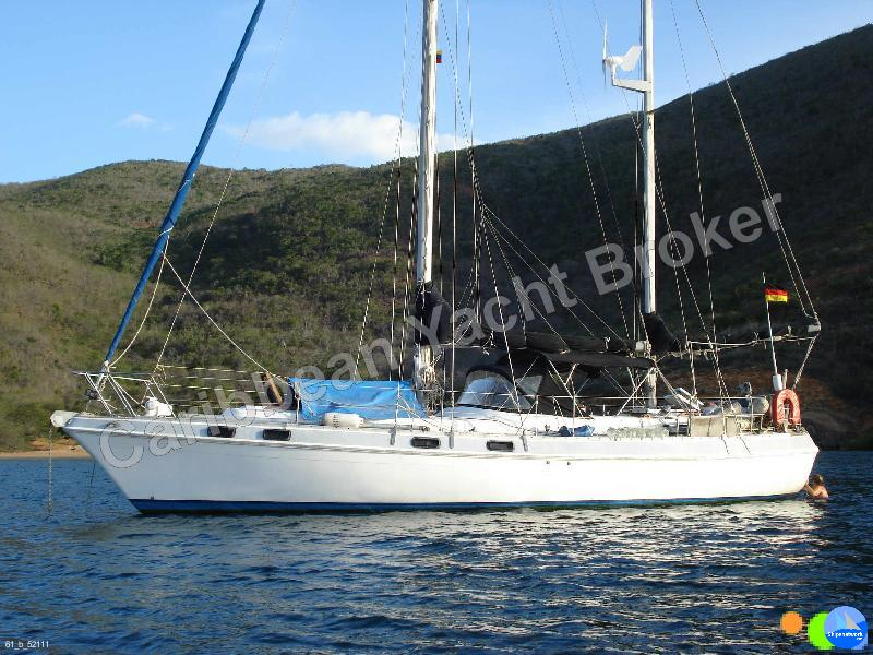Morgan Out Island 41 Caribbean Yacht Broker