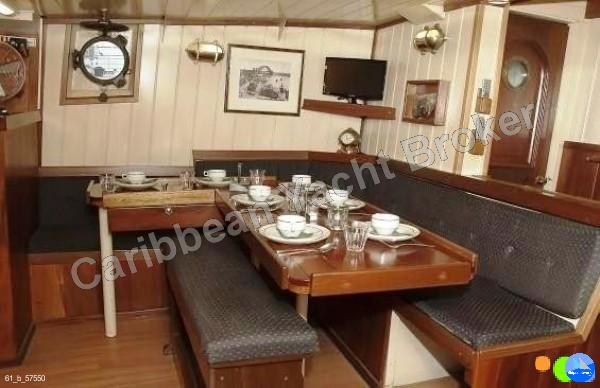 Dunston Shipyard UK Expedition Vessel Caribbean Yacht Broker