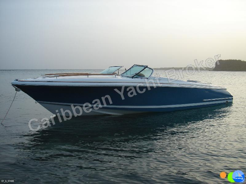 Chris Craft Corsair 28 Heritage  Edition Caribbean Yacht Broker
