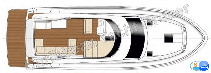 Bavaria Virtess 420 FLY Caribbean Yacht Broker