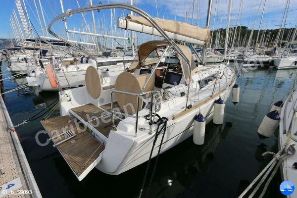 Dufour 350 Grand Large Caribbean Yacht Broker