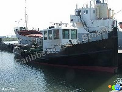 small port tug  Caribbean Yacht Broker